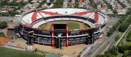 River define la Copa Libertadores en el Monumental