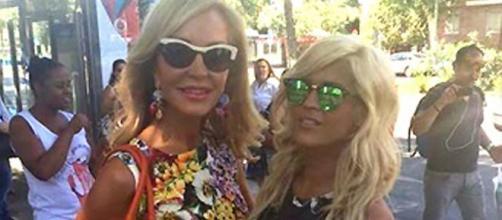 Carmen Lomana e Ylenia, ahora juntas