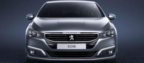 Ecco la nuova Peugeot 508 il restyling del 2015