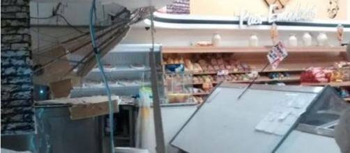 Explosão em supermercado no interior de São Paulo