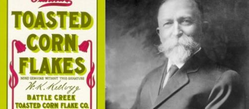 Kellogg's Corn Flakes: un'invenzione da Sanatorio.