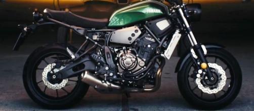 Yamaha XSR700 ABS. La sport heritage.