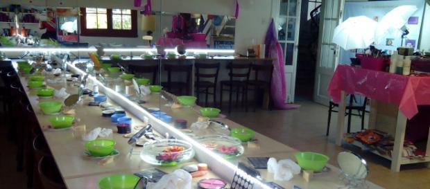 Beauty Party, fiesta temática de amigas