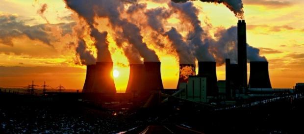 Centrales eléctricas contaminantes