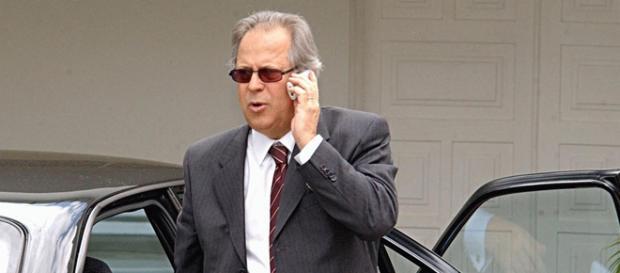 Dirceu e o irmão Luiz Eduardo foram presos.