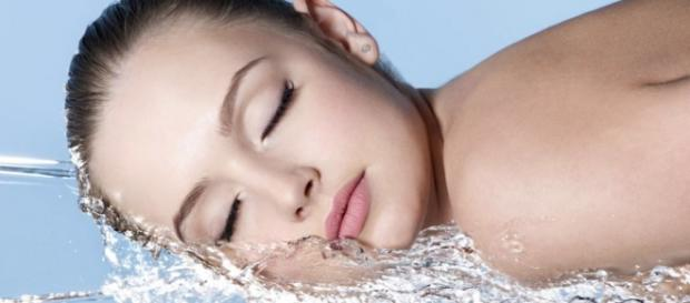 Glicerina y agua, la hidratación perfecta
