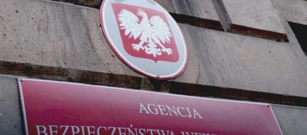 La sede dalla Agenzia per la Sicurezza polacca