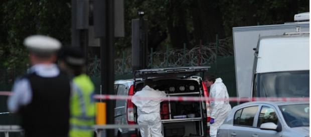 O nouă crimă a îngrozit Londra