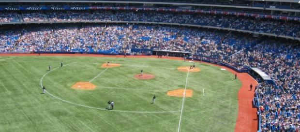 Toronto Blue Jays Roger Center.