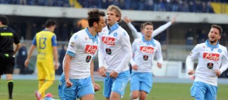 Caos Napoli, scoppia la polemica tra gli azzurri.