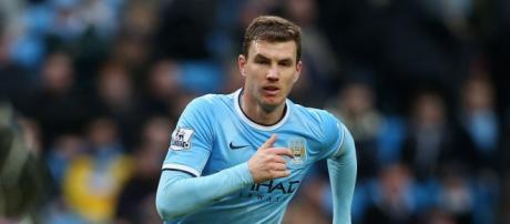 L'ex attaccante del Manchester City.