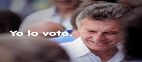 Ph: Mauricio Macri. Cierre de campaña.