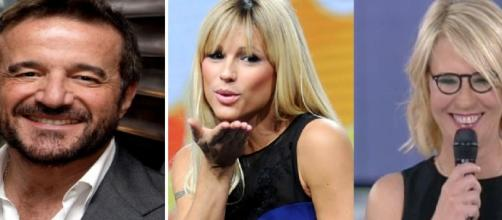 De Sica e De Fillippi i nuovi volti a Striscia