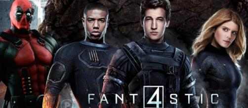 ¿Estará Deadpool en Fantastic Four?
