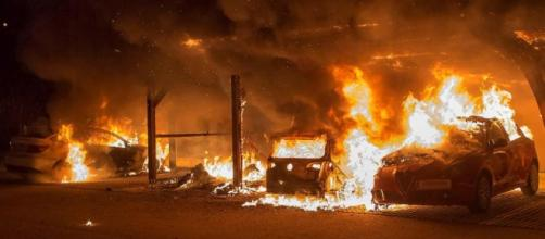 Krems, 9 incendios provocados en una semana