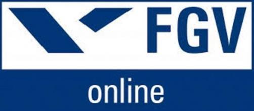 Logotipo da Fundação Getúlio Vargas online