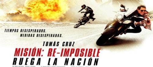 Misión: Re-Imposible. Ruega la nación...