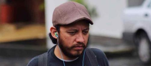 Rubén Espinosa, víctima de homicidio