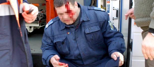 15 ani de inchisoare daca bati un politist