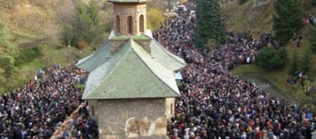Blesteme monahale la Manastirea Prislop