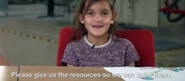 Imagen del video de la campaña de Marsi Bionics.