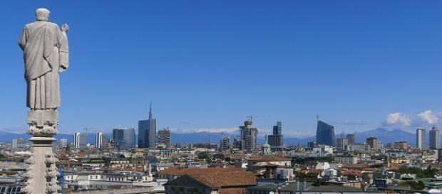 Milano, luogo in cui è avvenuto il misfatto