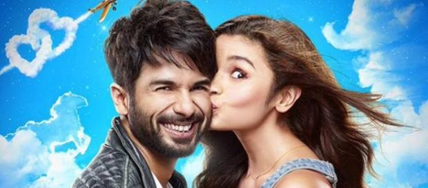 Shahid and Alia look cute in Shandaar first look