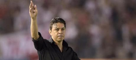 Gallardo, le devolvió la gloria a river