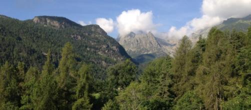 Finestra sulle Alpi per ritemprare lo spirito
