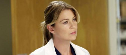 Grey's Anatomy, Ellen Pompeo nel ruolo di Meredith