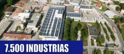 Imagen de la industria de Eslovenia