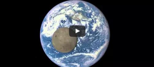 La NASA mostra il lato oscuro della Luna