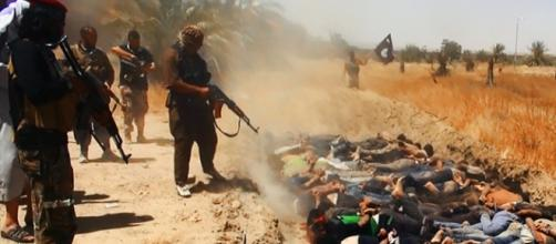 Militantes de isis (foto archivo)