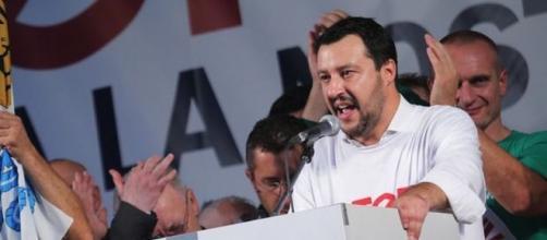 Salvini pronto a guidare la rivolta.