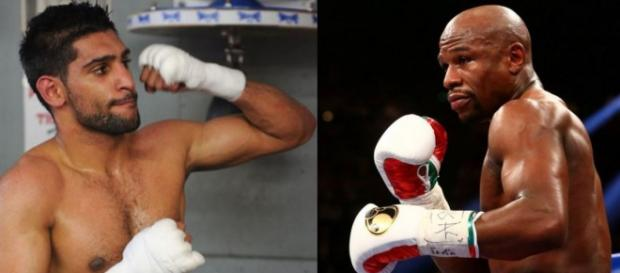 Amir Khan vs Floyd Mayweather in September?