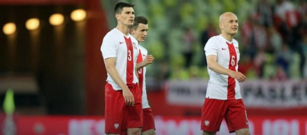 Reprezentacja Polski spadła w rankingu FIFA.