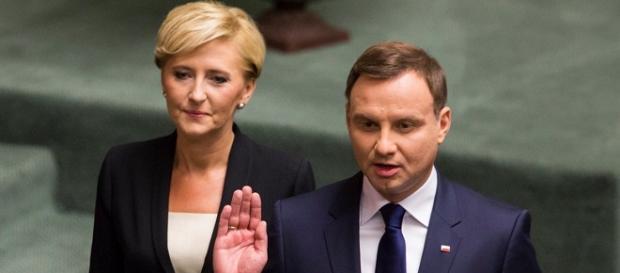 Zaprzysiężenie prezydenta Andrzeja Dudy.
