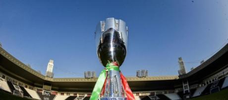 Juve-Lazio Supercoppa italiana 2015 8 agosto