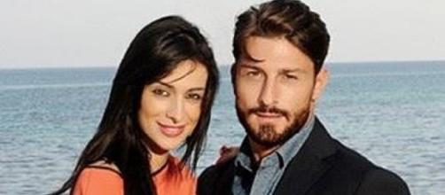 Amedeo Andreozzi, Alessia Messina e Chiara Napoli