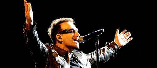 Bono Vox, leader degli U2 sarà a Expo