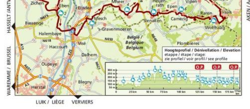 Eneco Tour 2015, la 5° tappa sui muri dell'Amstel