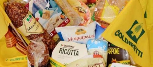 Falsi prodotti Italiani commercializzati in Russia