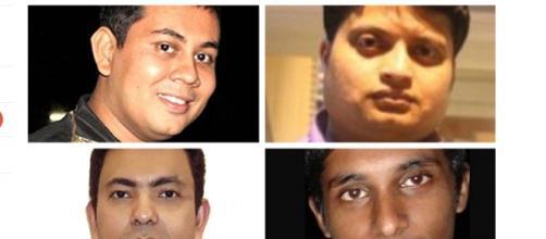 I 4 blogger atei uccisi in Bangladesh