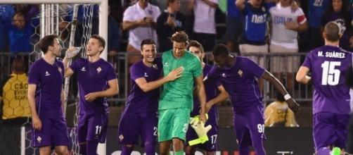 Il calciomercato della Fiorentina entra nel vivo.