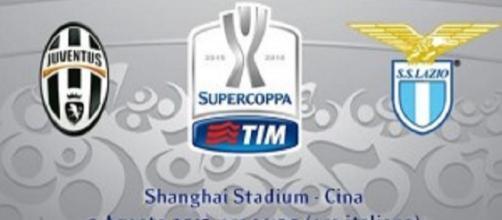 Juventus-Lazio, Supercoppa a Shanghai