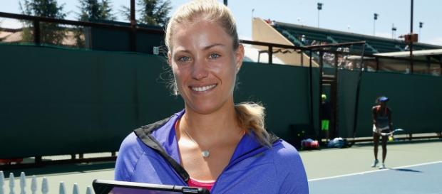 Angelique Kerber is one of the players using it.