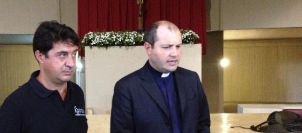 Il prete augustano, Luca Saraceno