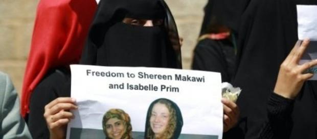 L'otage française enlevée au yemen