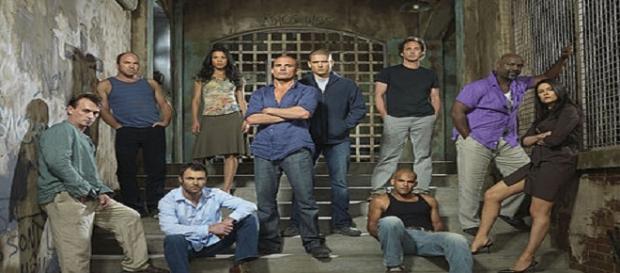 Los actores protagonistas de 'Prison Break'