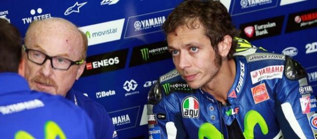Rossi no se encuentra a gusto en Indianápolis
